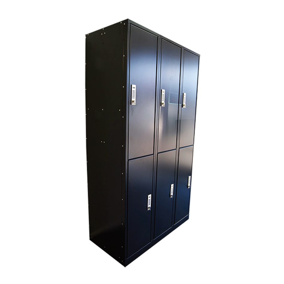 Triple Smart Locker